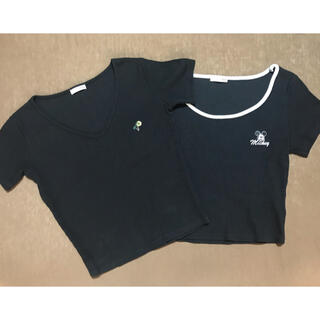 GYDA - GYDA ジェイダ Tシャツ 2点セット