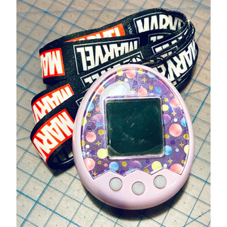 BANDAI - 訳あり☆ Tamagotchi m!x Melody m!x ver. パープル
