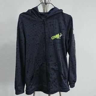 オークリー(Oakley)のOAKLEY ラッシュガード ブラック M(水着)