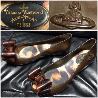 Vivienne Westwood - viviennewestwood送料込ヴィヴィアン定価2万円程ラバーパンプス格安