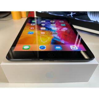iPad - 【画面美麗】iPad mini 初代 ブラック 16GB【Wi-Fiモデル】