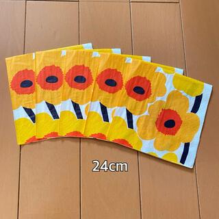 マリメッコ(marimekko)のペーパーナプキン   マリメッコ   S - ⑦   5枚(各種パーツ)