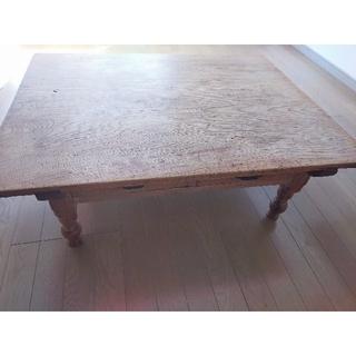 アンティークテーブル 文机(ローテーブル)