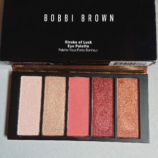 BOBBI BROWN - ボビイブラウン ストロークオブラックアイパレット