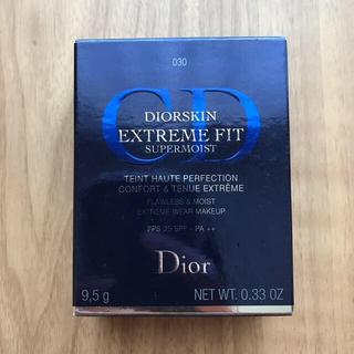 ディオール(Dior)のディオールスキン エクストレムフィットモイスト(ファンデーション)
