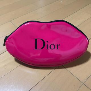 Dior - ディオール コスメポーチ マゼンダピンク リップ エナメル