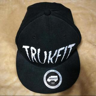 HUF - TRUKFIT ストレートキャップ