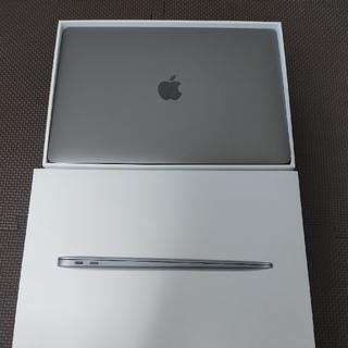 Apple - MacBook air 2020 メモリ16gb SSD256gb