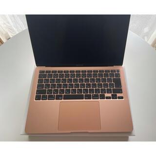Mac (Apple) - 【美品】13インチ MacBook Air Retinaディスプレイ ゴールド