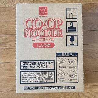 日清食品 - コープヌードル しょうゆ味