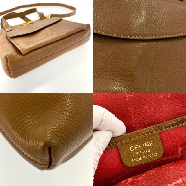 celine(セリーヌ)のセリーヌ  2WAYショルダー バッグ /RF2 レディースのバッグ(ショルダーバッグ)の商品写真