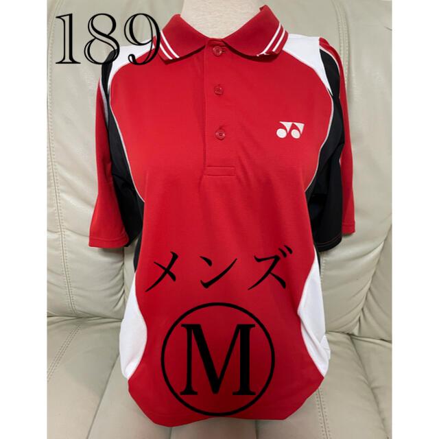 YONEX(ヨネックス)のヨネックス ゲームシャツ メンズM 美品 スポーツ/アウトドアのテニス(ウェア)の商品写真