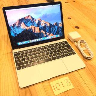 Mac (Apple) - 上位モデル!MacBook retina 12インチ 2017