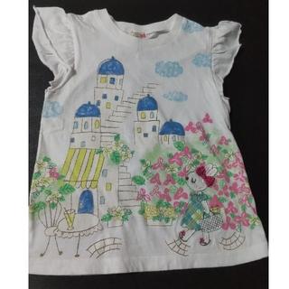 KP - KP ニットプランナー mimiちゃんTシャツ 110