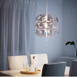 IKEA PS 2014 ペンダントライト シルバー(天井照明)