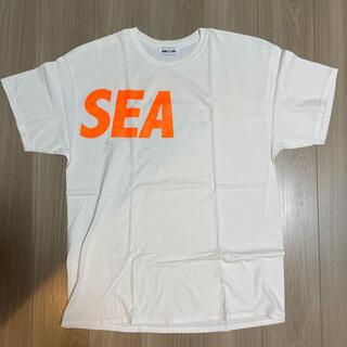 シー(SEA)のWINDANDSEA Tシャツ(Tシャツ/カットソー(半袖/袖なし))