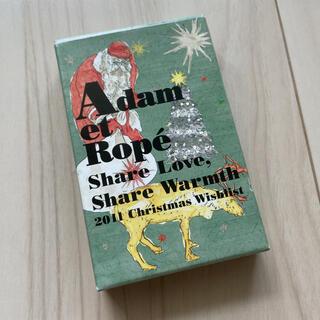 アダムエロぺ(Adam et Rope')のアダムエロペ クリスマス ノベルティ トランプ サンタクロース トナカイ(トランプ/UNO)