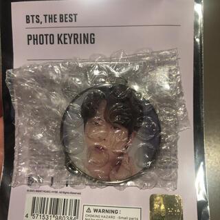 防弾少年団(BTS) - BTS THE BEST EXHIBITION key ring jin