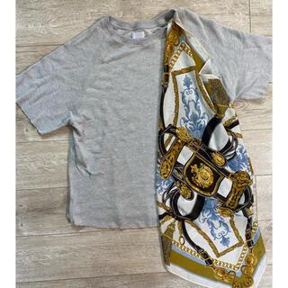 Ameri VINTAGE - スカーフ付きワッフルTシャツ
