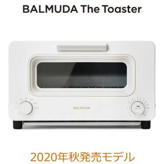 BALMUDA - バルミューダ トースター 保証書付 新品