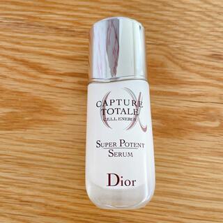 Dior - Dior ディオール カプチュール トータル セル ENGY スーパーセラム