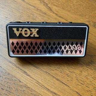ヴォックス(VOX)のVOX amPlug2 AP2-LD LEAD 送料無料(ギターアンプ)