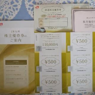 JR - JR九州優待券