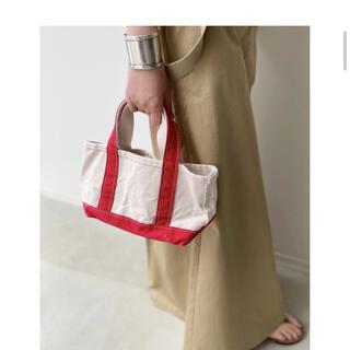 L'Appartement DEUXIEME CLASSE - L.L.Bean /エル・エル・ビーン Canvas Mini Tote Bag