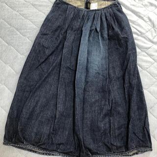 オムニゴッド(OMNIGOD)のオムニゴッド  バルーンスカート  サイズ0(ロングスカート)