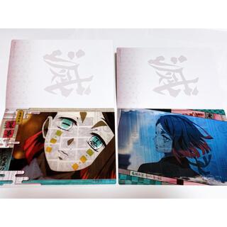 【魘夢セットB】鬼滅の刃 クリアビジュアルポスター