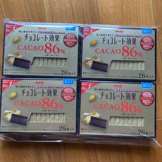 メイジ(明治)の明治チョコレート効果(菓子/デザート)