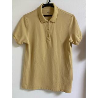 ユニクロ(UNIQLO)のUNIQLOカノコポロシャツXLサイズ(ポロシャツ)