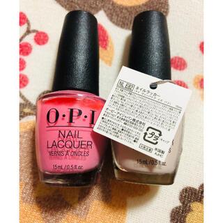 OPI - OPI ネイルカラー 2個