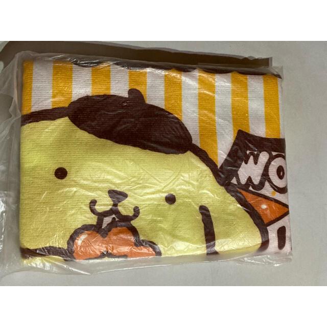 ポムポムプリン(ポムポムプリン)のポムポムプリン エンタメ/ホビーのおもちゃ/ぬいぐるみ(キャラクターグッズ)の商品写真