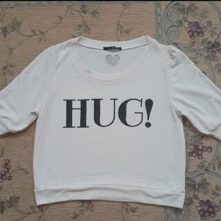 イング(INGNI)の♥️のトップス(Tシャツ(半袖/袖なし))