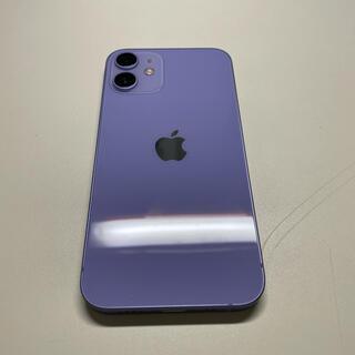 Apple - 【美品】iphone12 mini パープル 64GB SIMフリー おまけ付き