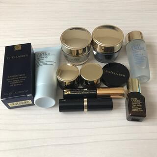 エスティローダー(Estee Lauder)のエスティローダー ファンデーション 基礎化粧品 セット(ファンデーション)