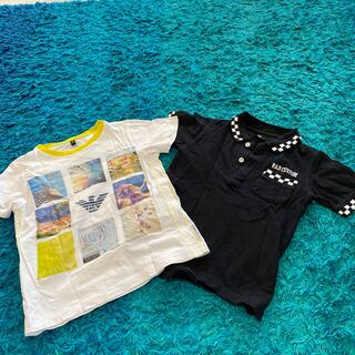 アルマーニ ジュニア(ARMANI JUNIOR)のARMANI Jr.とRad custom 子供服(Tシャツ/カットソー)