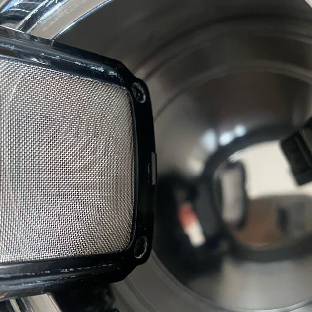 DeLonghi(デロンギ)のデロンギ(DeLonghi) 電気ケトル 8/15まで値下げ スマホ/家電/カメラの生活家電(電気ケトル)の商品写真