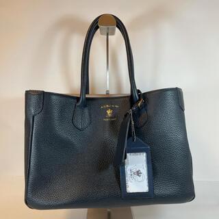 A.D.M.J. - ADMJ 大人気 大容量トート 本革 ほぼ未使用 極美品 ハンドバッグ