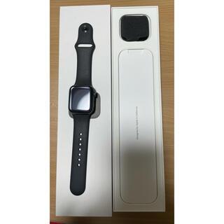 Apple Watch - 【即購入OK】Apple Watch series5 スペースグレー