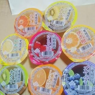 みかん 果物ゼリー 6個セット(菓子/デザート)
