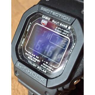 CASIO - 中古 G-SHOCK 電波ソーラー デジタル GW-M5610UBC