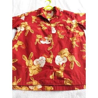 ピンクハウス(PINK HOUSE)のピンクハウス♡アロハシャツ(シャツ/ブラウス(半袖/袖なし))