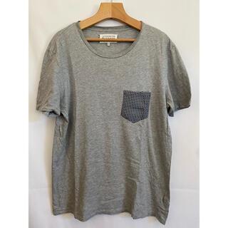 マルタンマルジェラ(Maison Martin Margiela)のMaison Margiela シルクポケットTEE Tシャツ 50(Tシャツ/カットソー(半袖/袖なし))