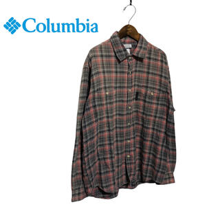 コロンビア(Columbia)の【Columbia コロンビア】チェックシャツ(シャツ)