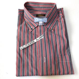アラミス(Aramis)のアラミス ARAMIS ストライプ メンズ 半袖 ワイシャツ Yシャツ M (シャツ)