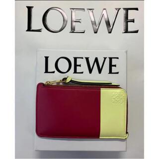 LOEWE - LOEWE 正規品 カードケース/コインケース