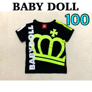 BABYDOLL - BABY DOLL  キッズ 半袖 Tシャツ 100