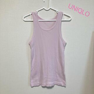 【UNIQLO】 メンズ タンクトップ